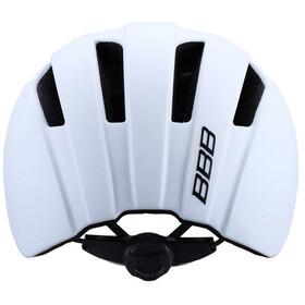 BBB Metro BHE-55 Helm weiss matt